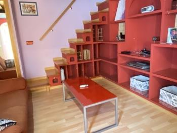 Madrid Atocha attic Apartment
